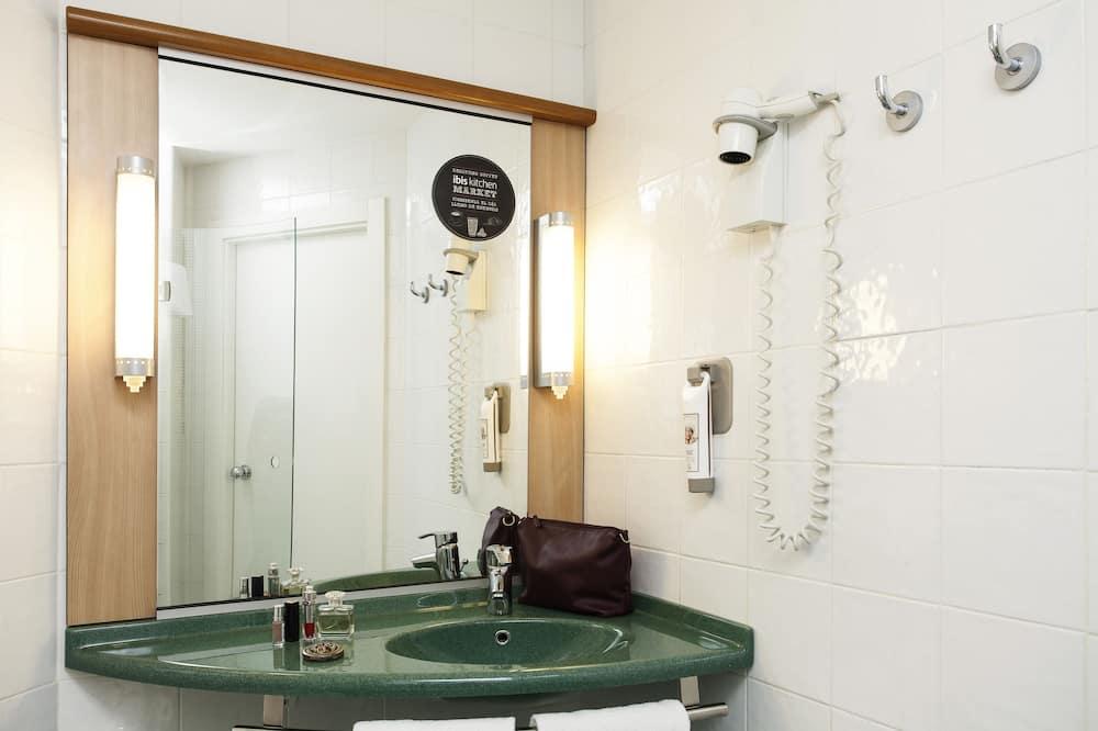Standard Room, 2 Katil Bujang (Single) - Bilik mandi