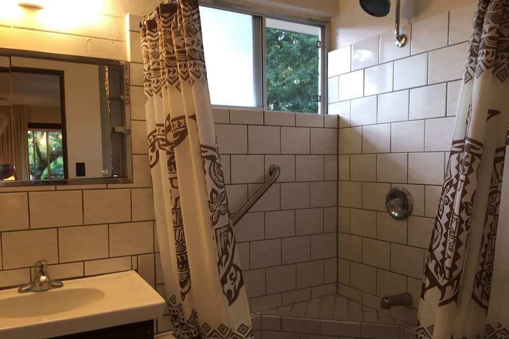 Family Apartment, 1 Bedroom, Kitchen - Bathroom