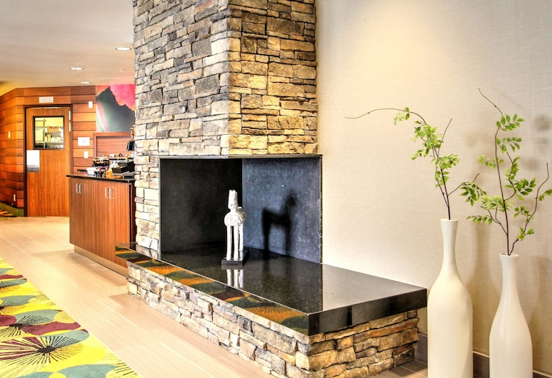 Fairfield Inn By Marriott Boise, Boise, Recepcija