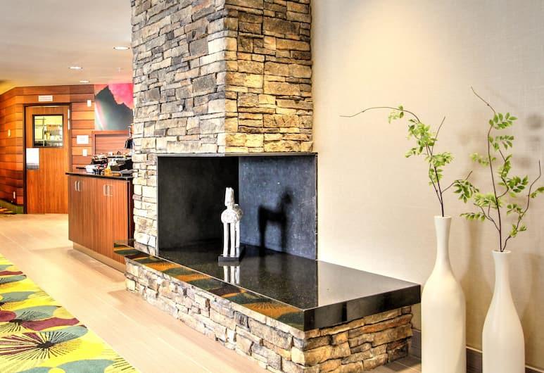 Fairfield Inn By Marriott Boise, Boise, Recepció