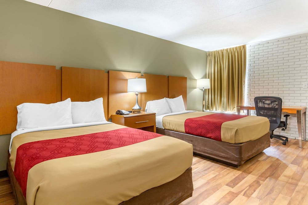 Standard Δίκλινο Δωμάτιο (Double), 2 Διπλά Κρεβάτια, Μη Καπνιστών - Δωμάτιο επισκεπτών