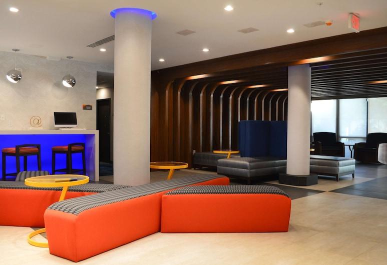 GLō Best Western  Ft. Lauderdale-Hollywood Airport Hotel, Χόλυγουντ, Λόμπι