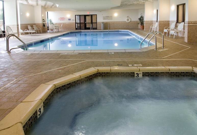 Drury Inn & Suites Detroit Troy, Troy, Indoor Pool