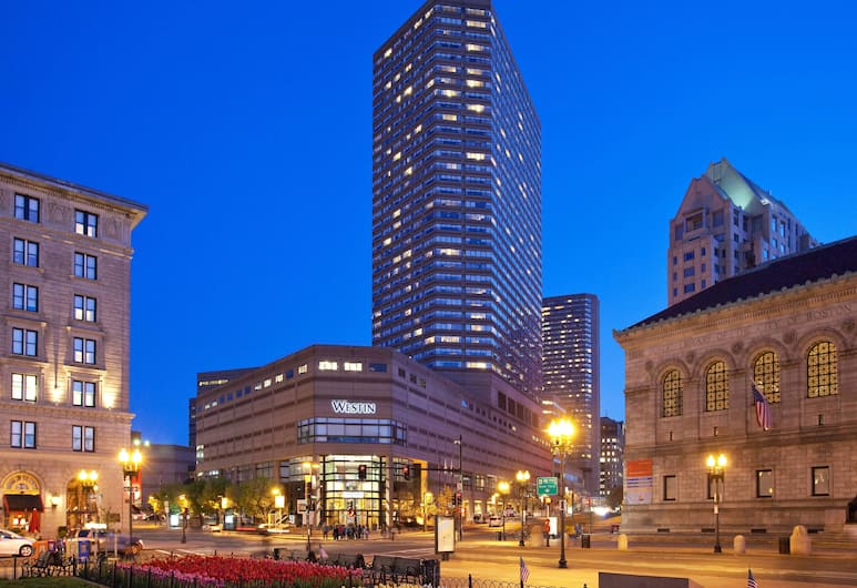 The Westin Copley Place, Boston, a Marriott Hotel, Boston, Exterior