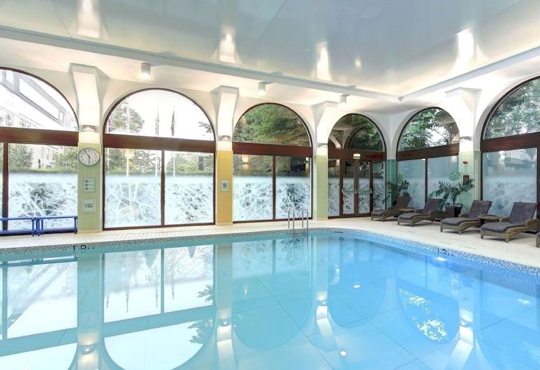 London Marriott Hotel Regents Park, London, Indoor Pool