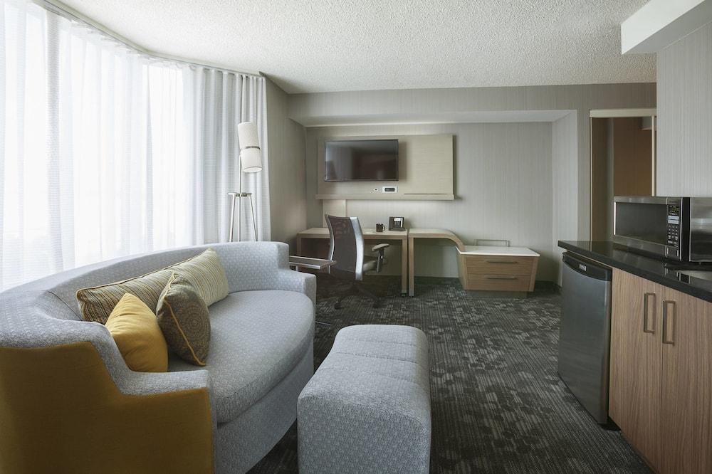 Suite, 1 spavaća soba, za nepušače - Dnevni boravak