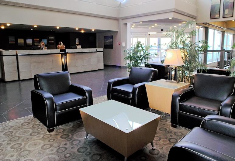 デルタ・ホテルズ・カルガリー・サウス, カルガリー, ロビー