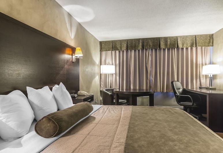 Quality Hotel & Conference Centre, Campbellton, Rom – standard, 1 kingsize-seng, ikke-røyk, Gjesterom