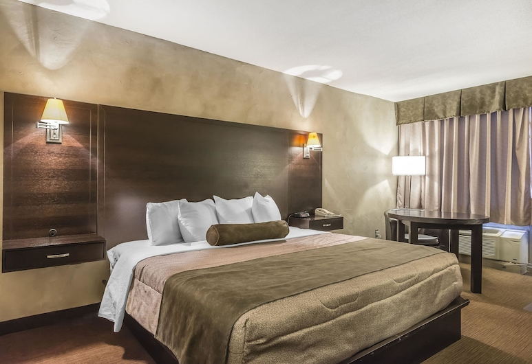 Quality Hotel & Conference Centre, Campbellton, Standardna soba, 1 king size krevet, za nepušače, Soba za goste
