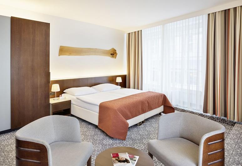 Austria Trend Hotel Europa Wien, Viena, Quarto conforto, Vista (do quarto)