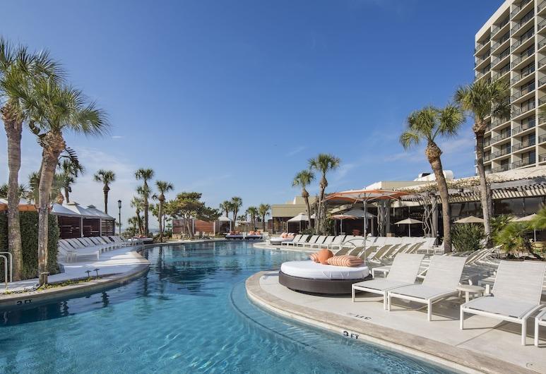 The San Luis Resort, Spa & Conference Center, Galveston, Outdoor Pool