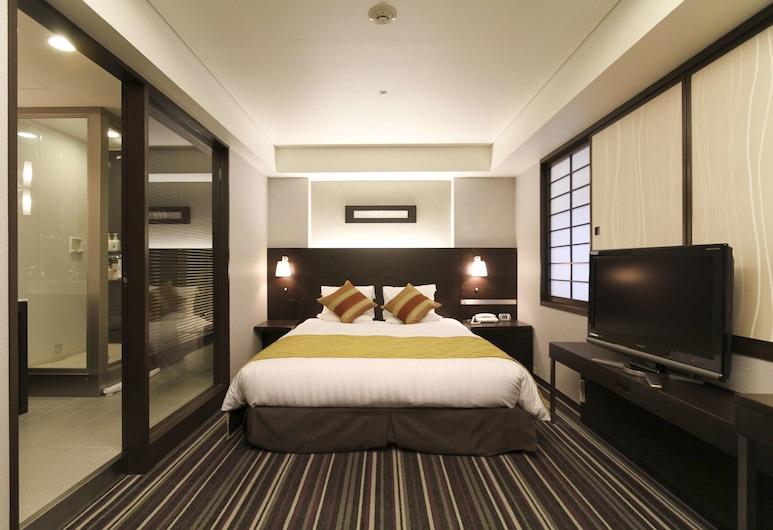 東急赤阪卓越大飯店, 東京, 豪華雙人房, 非吸煙房, 客房