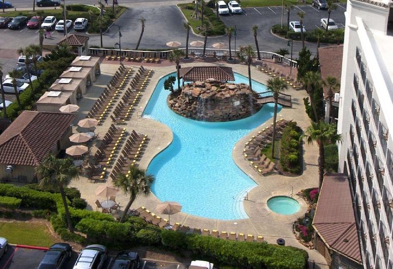Hilton Galveston Island Resort, Galveston, Pool