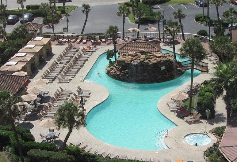 Hilton Galveston Island Resort, Galveston, Bassein