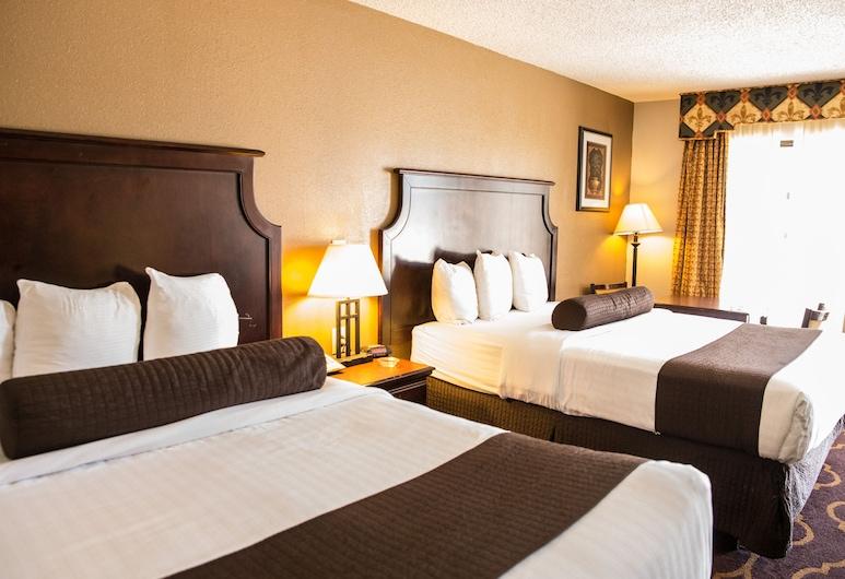 Mockingbird Inn & Suites, Monroeville, Ohio, Phòng Tiêu chuẩn, 2 giường cỡ queen, Không hút thuốc, Phòng
