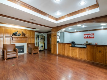 Nuotrauka: OYO Hotel Irving DFW Airport North, Ervingas