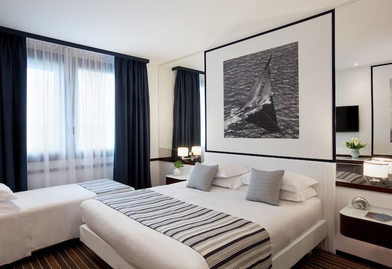 Starhotels President, Génova, Habitación triple, Habitación