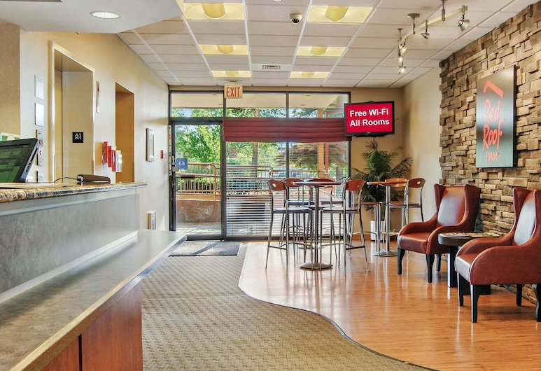Red Roof Inn Cleveland Airport-Middleburg Heights, Мидлберг-Хайтс