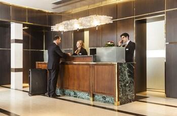 Fotografia do Grand Hotel Europa em Innsbruck