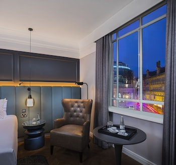 ภาพ The Queens Hotel ใน ลีดส์