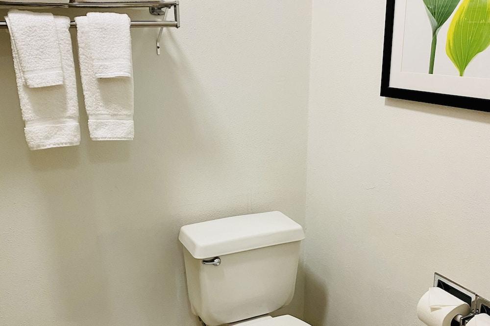 Room, 1 Queen Bed, Accessible, Non Smoking (Hearing Accessible) - Bathroom