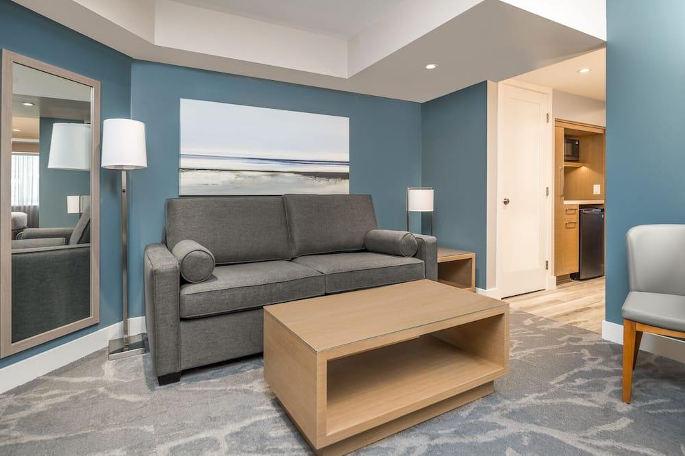 Apartament typu Suite (Coast Queen Suite) - Salon