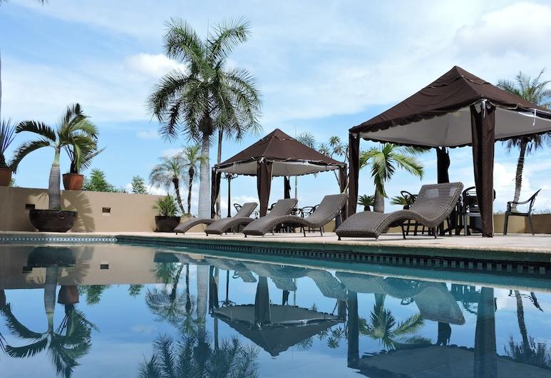 Hotel San Luis Lindavista, Culiacán