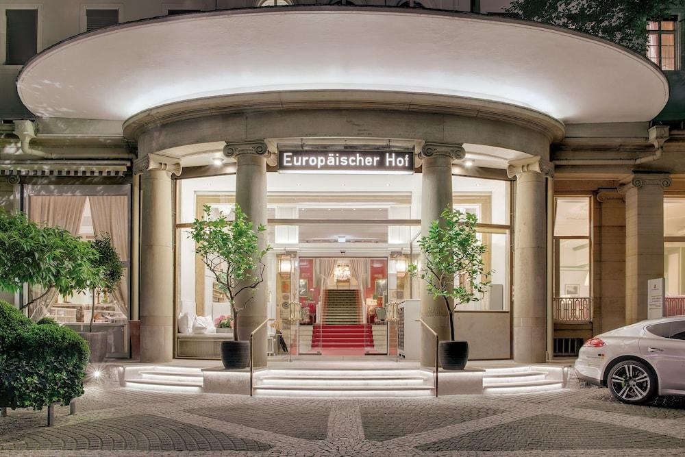 Hotel Europäischer Hof Heidelberg, Heidelberg