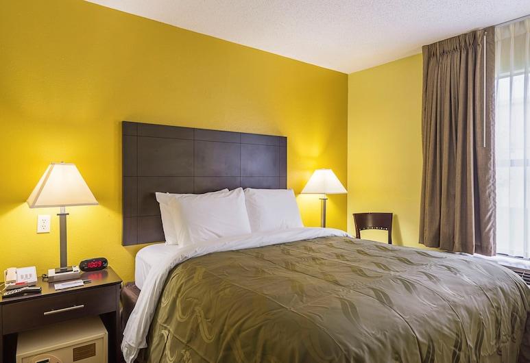 Quality Inn Washington, Washington, Standard Oda, 1 En Büyük (King) Boy Yatak, Sigara İçilmez, Oda