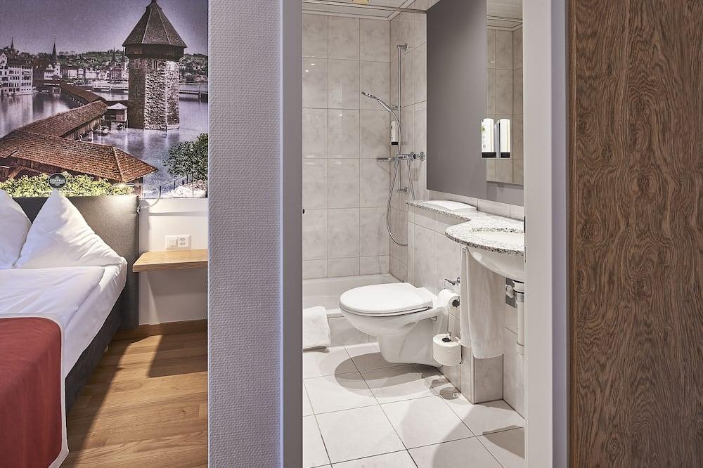 Classic Double Room (Cosy) - Bathroom