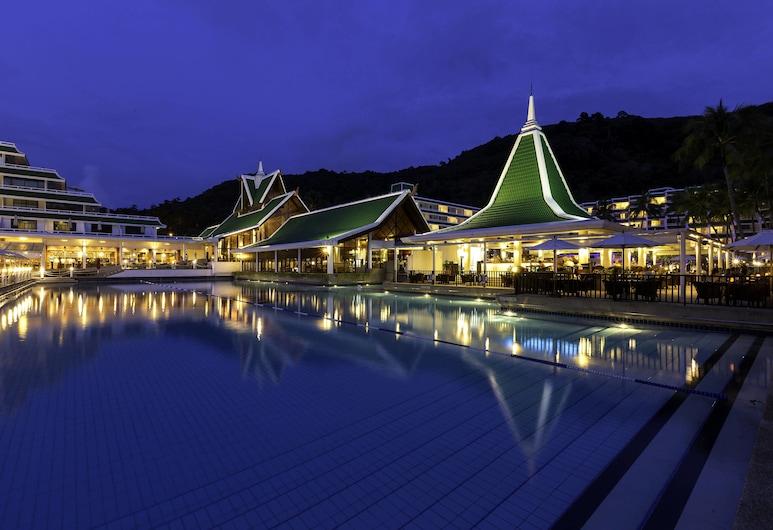 Le Meridien Phuket Beach Resort, Karon, Restoran