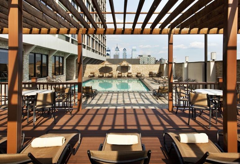 Sheraton Philadelphia University City Hotel, Philadelphia, Instalaciones deportivas