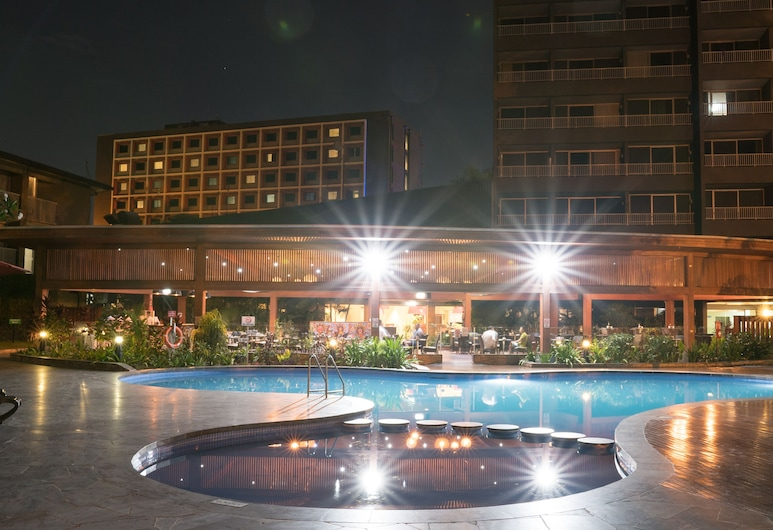 Holiday Inn Port Moresby, Port Moresby, Outdoor Pool