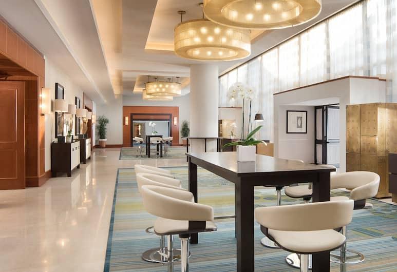 Sheraton Roma Hotel & Conference Center, רומא, מסדרון