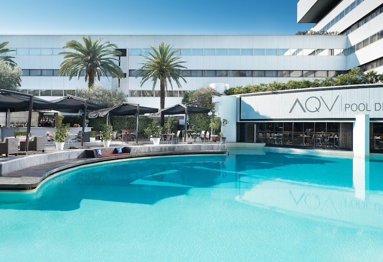 Sheraton Roma Hotel & Conference Center, Rome, Outdoor Pool