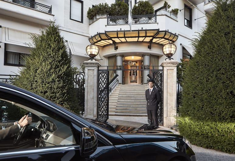 Hotel Lord Byron, Roma