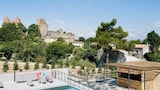 Choose This Luxury Hotel in Carcassonne