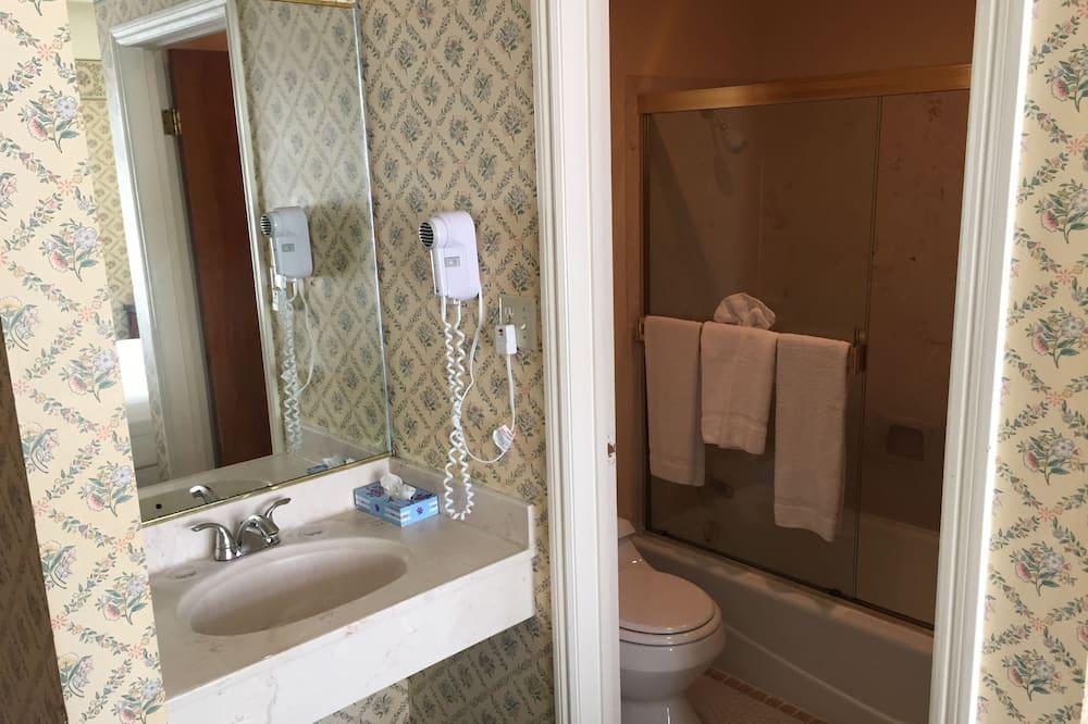 Номер «Делюкс», 1 ліжко «квін-сайз» - Ванна кімната
