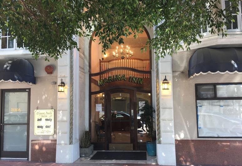 瑪利娜旅館, 舊金山