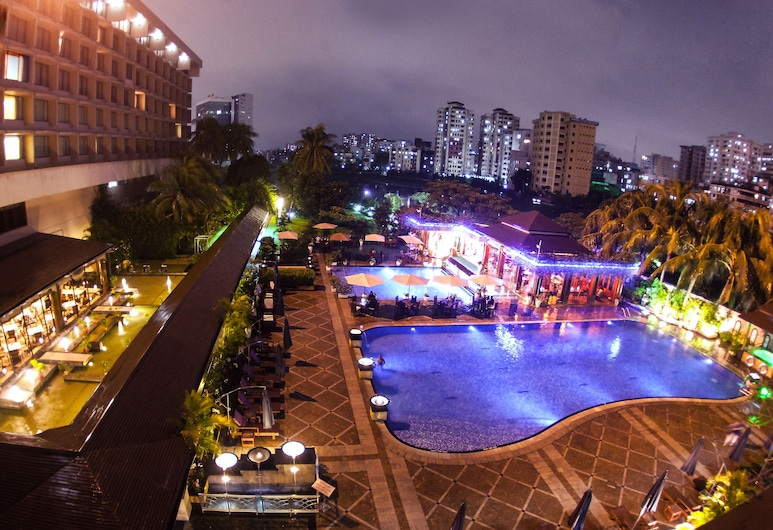 Pan Pacific Sonargaon Dhaka, דאקה, בריכה