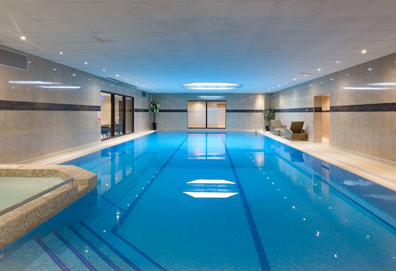 Best Western Plus The Connaught Hotel & Spa, Bournemouth, Indoor Pool