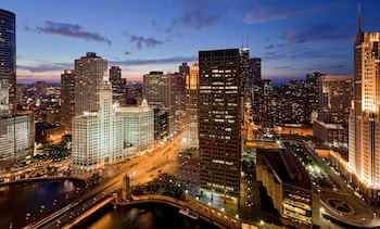 Chicago bölgesindeki Hyatt Regency Chicago resmi