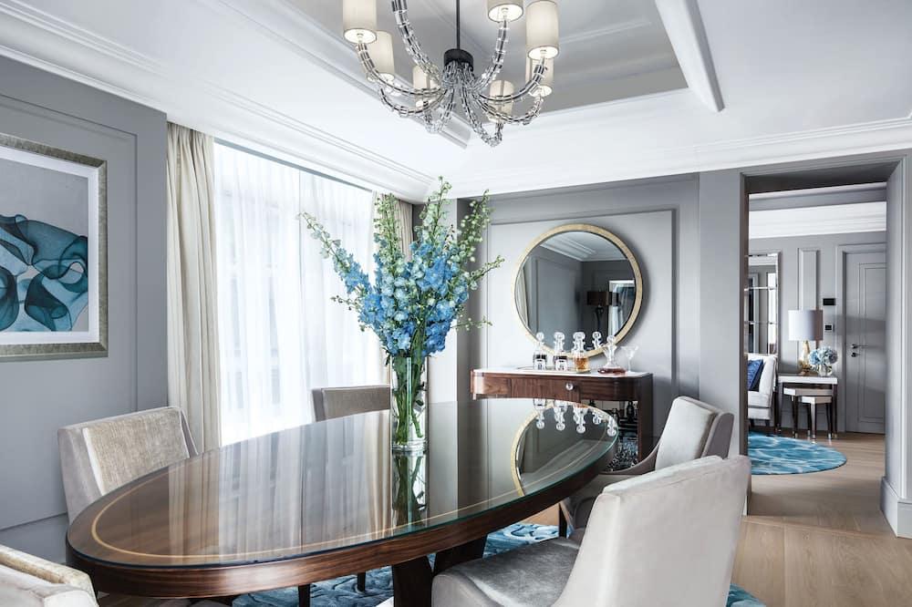 Suite, 1 habitación - Sala de estar