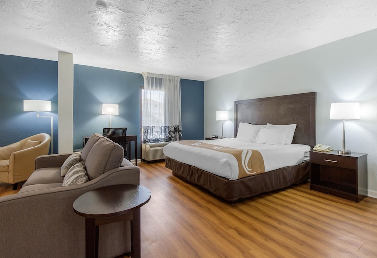 Quality Inn Carolina Oceanfront, Kill Devil Hills, Quarto