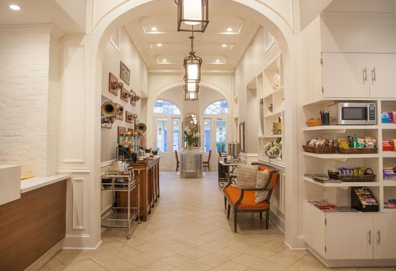 Hotel St. Pierre®, a French Quarter Inns® Hotel, New Orleans, Predvorje