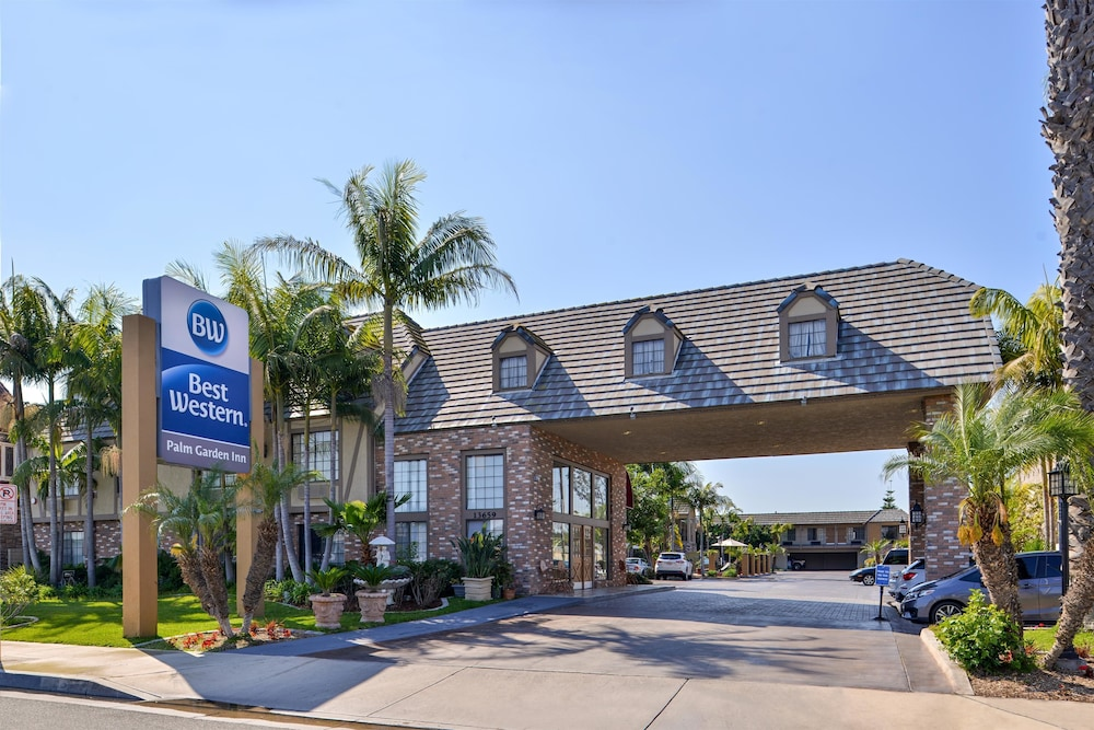 Book Best Western Palm Garden Inn Westminster California