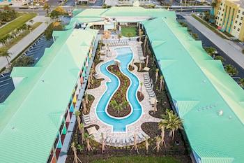 Foto van Beachside Hotel & Suites in Cocoa Beach