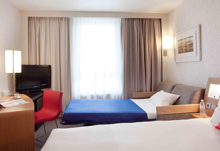 Novotel Grenoble Centre, Grenoble, Classic Tek Büyük Yataklı Oda, 1 Çift Kişilik Yatak ve Çekyat, Oda