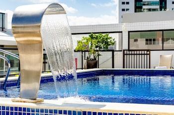 Obrázek hotelu Kastel Manibu Recife Hotel ve městě Recife