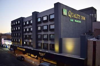 ภาพ Quality Inn San Francisco ใน ชีวาวา